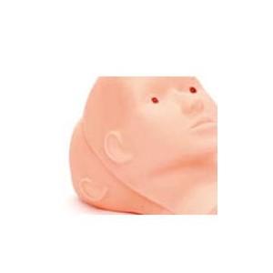Máscara de maniquí para prácticas