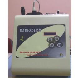 Equipo Radiofrecuencia radioderm