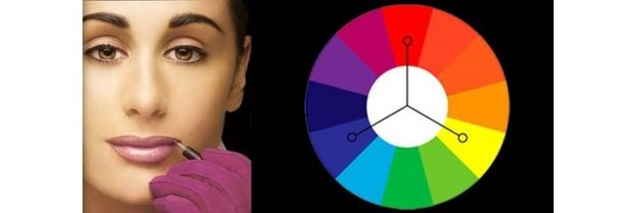 Correctores & Mezcla de colores