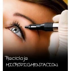 Curso Reciclaje Micropigmentación
