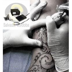 Curso Tattoo (Con Kit Iniciación Básico)