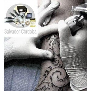 Curso Tattoo (Con Kit Iniciación Medio)