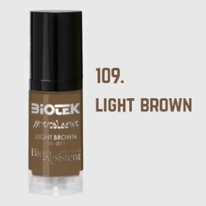 Biotek Microblading 109 Light Brown