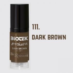 Biotek Microblading 111 Dark Brown