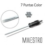 Biotek Maestro 7p Color (5 uds.) Plus