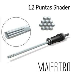 Biotek Maestro 12p Shader (5 uds.) Prof