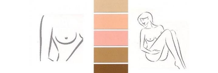 Pigmento Piel & Areolas